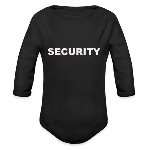 security baby outfit - Long Sleeve Baby Bodysuit