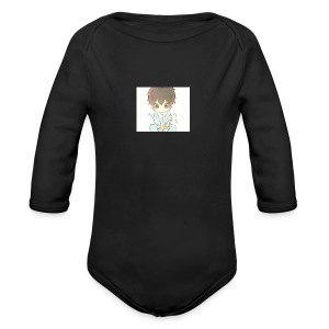 BABY MATIAS - Long Sleeve Baby Bodysuit