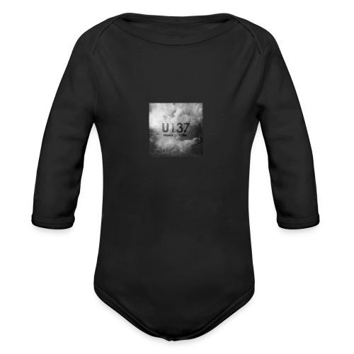 Dreamer On The Run - Organic Long Sleeve Baby Bodysuit
