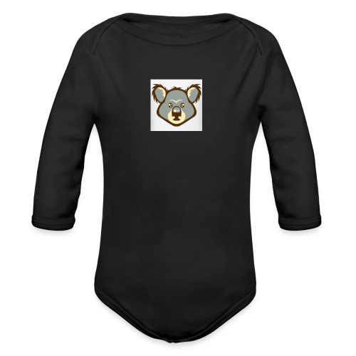 IMG 1450 - Organic Long Sleeve Baby Bodysuit