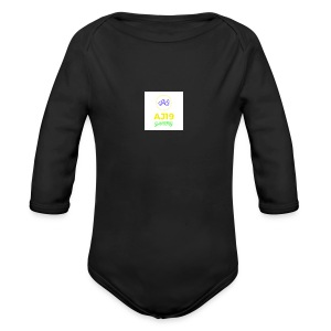 MY SHIRT FOR BABIES - Long Sleeve Baby Bodysuit