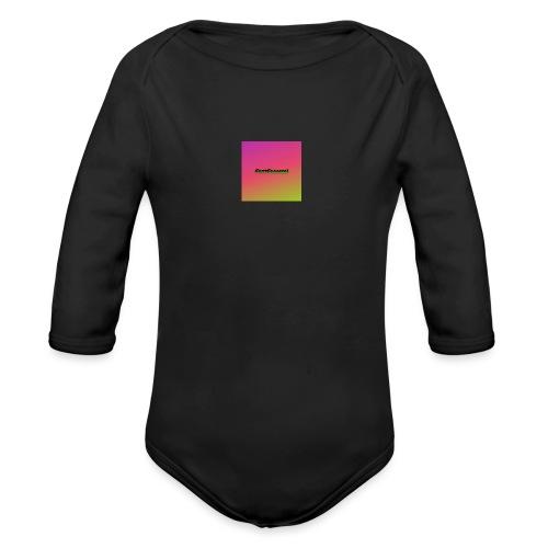 My Merchandise - Organic Long Sleeve Baby Bodysuit
