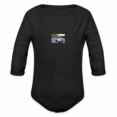 MICHOL MODE - Organic Long Sleeve Baby Bodysuit