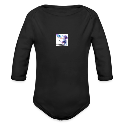 Spyro T-Shirt - Organic Long Sleeve Baby Bodysuit