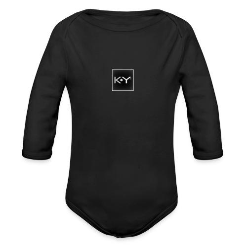 Kundan - Organic Long Sleeve Baby Bodysuit