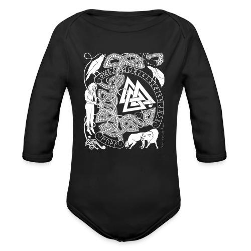 Woden - Organic Long Sleeve Baby Bodysuit