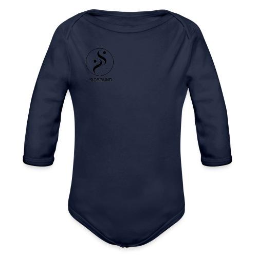 Siqsound Market - Organic Long Sleeve Baby Bodysuit