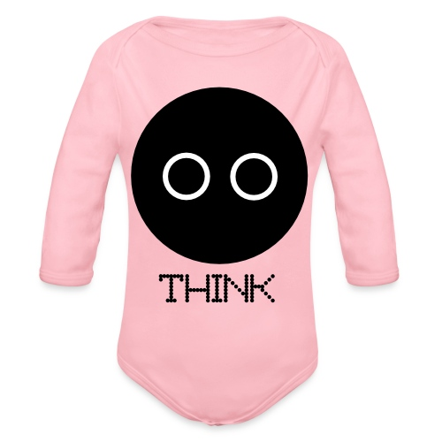 Design - Organic Long Sleeve Baby Bodysuit