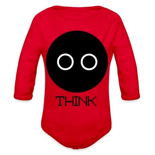 Design - Organic Long Sleeve Baby Bodysuit