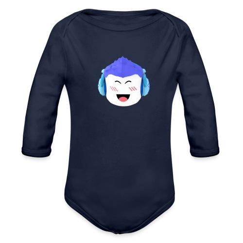 starman9080 - Organic Long Sleeve Baby Bodysuit