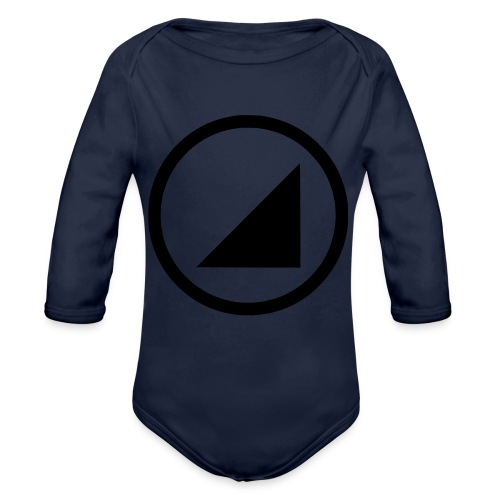BULGEBULL - Organic Long Sleeve Baby Bodysuit