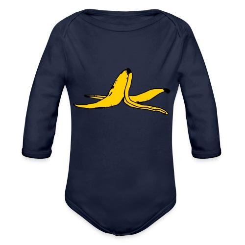 Don't Slip - Organic Long Sleeve Baby Bodysuit