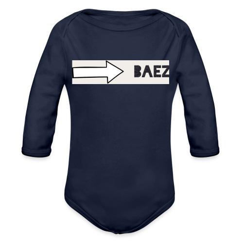 F6F9BD6F 0E25 4118 9E85 FD76DA1EB7FA - Organic Long Sleeve Baby Bodysuit