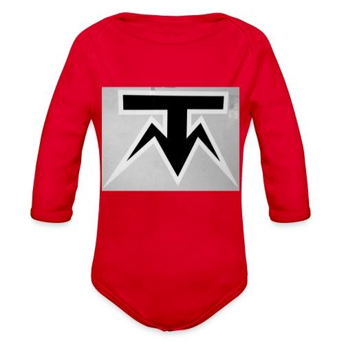 TMoney - Organic Long Sleeve Baby Bodysuit