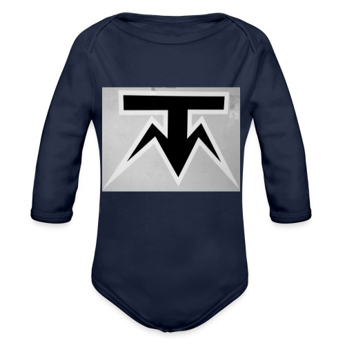 TMoney - Organic Long Sleeve Baby Bodysuit