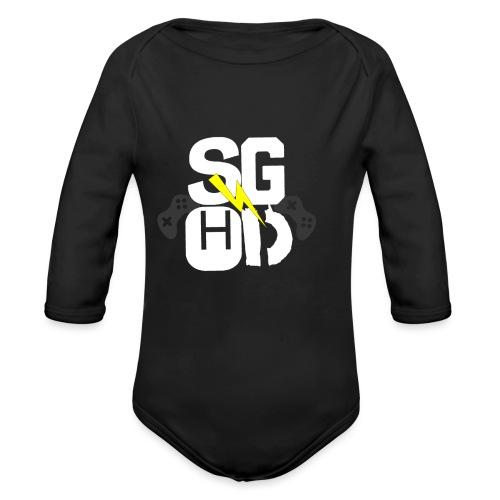 IMG_0350 - Organic Long Sleeve Baby Bodysuit