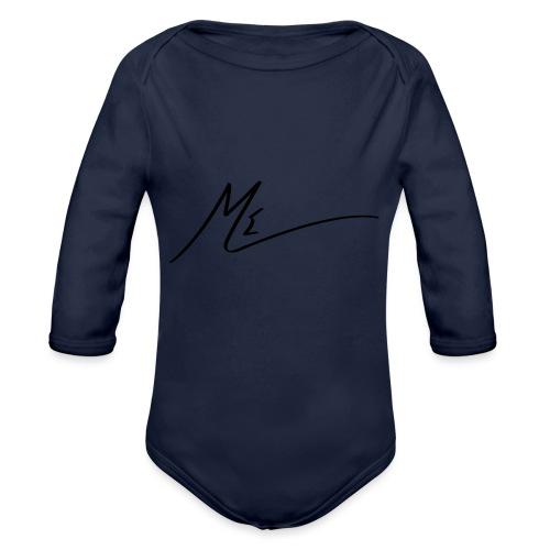 ME - Me Portal - The ME Brand - Organic Long Sleeve Baby Bodysuit