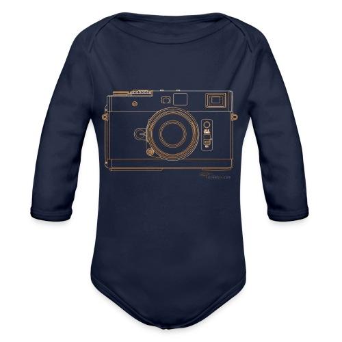 Minolta CLE - Organic Long Sleeve Baby Bodysuit