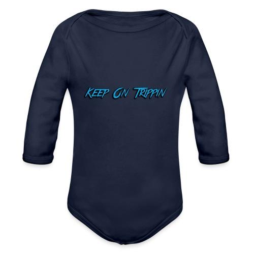 KOT - Organic Long Sleeve Baby Bodysuit