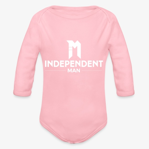 Premium Collection - Organic Long Sleeve Baby Bodysuit