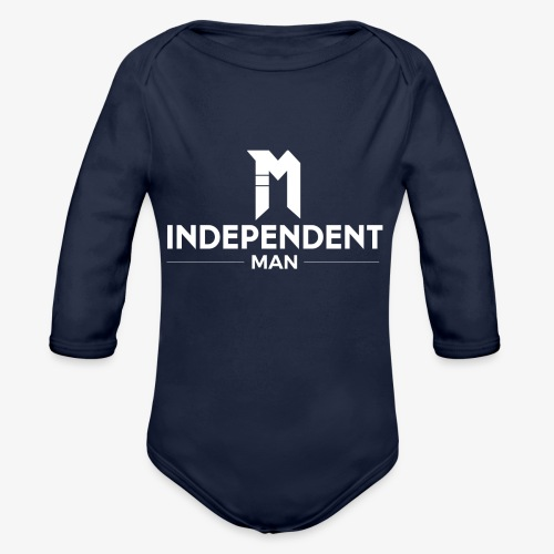 Premium Collection - Organic Long Sleeve Baby Bodysuit