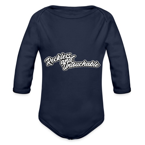 rau 01 - Organic Long Sleeve Baby Bodysuit