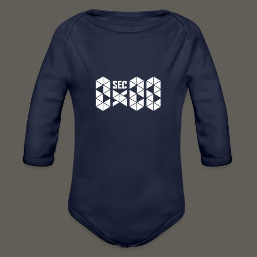 0x00sec Compact - Organic Long Sleeve Baby Bodysuit