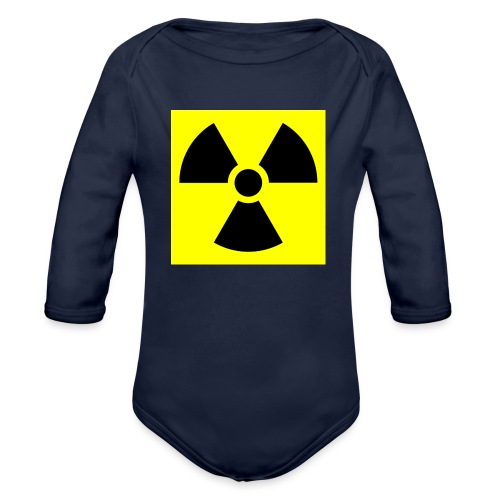 craig5680 - Organic Long Sleeve Baby Bodysuit