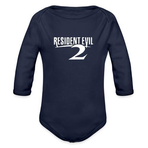 Resident Evil 2 REimagined RPD - Organic Long Sleeve Baby Bodysuit