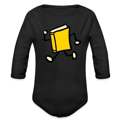 Baby-on-the-Go One size - Organic Long Sleeve Baby Bodysuit