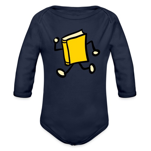 Baby-on-the-Go One size - Organic Long Sleeve Baby Bodysuit