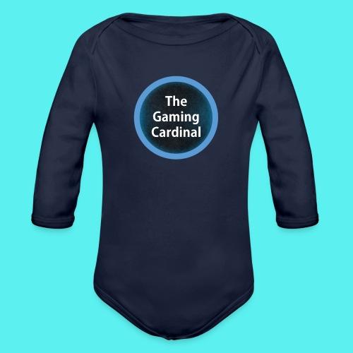 solo logo no back ground - Organic Long Sleeve Baby Bodysuit