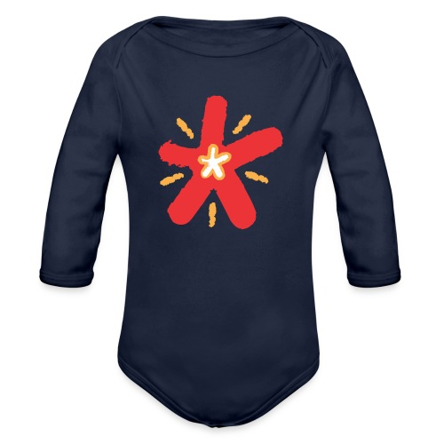 SHINE - Organic Long Sleeve Baby Bodysuit