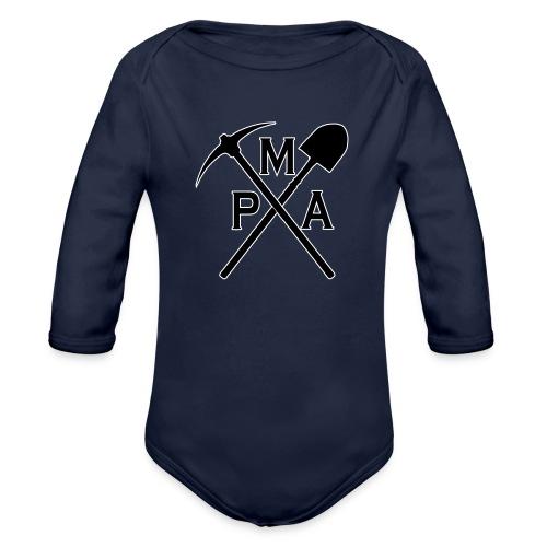 13710960 - Organic Long Sleeve Baby Bodysuit