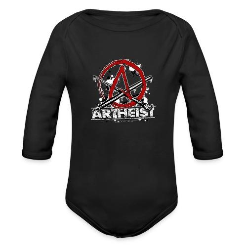 Artheist - Organic Long Sleeve Baby Bodysuit