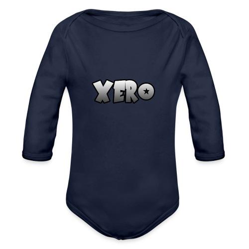 Xero (No Character) - Organic Long Sleeve Baby Bodysuit