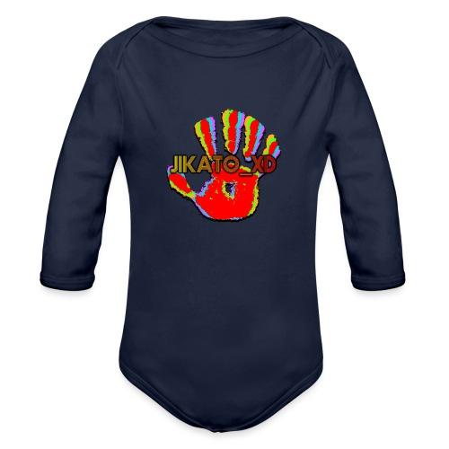 Handy - Organic Long Sleeve Baby Bodysuit