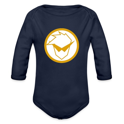 FG Phone Cases (Pure Clean Gold) - Organic Long Sleeve Baby Bodysuit