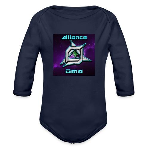 Oma Alliance - Organic Long Sleeve Baby Bodysuit