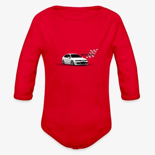 Seat leon MK1 Cupra - Organic Long Sleeve Baby Bodysuit