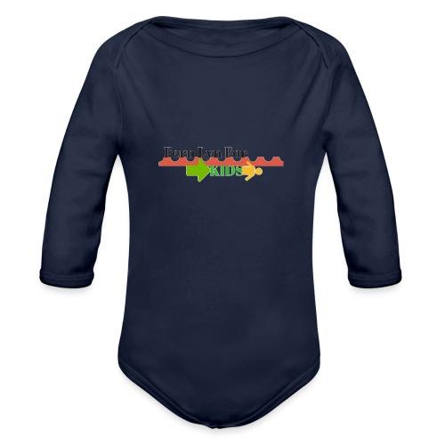 Fern Lyn For Kids - Organic Long Sleeve Baby Bodysuit