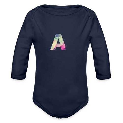 Amethyst Merch - Organic Long Sleeve Baby Bodysuit