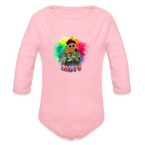 NEW MGTV Clout Shirts - Organic Long Sleeve Baby Bodysuit