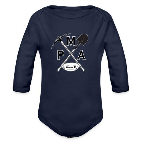 MPA 1 - Organic Long Sleeve Baby Bodysuit
