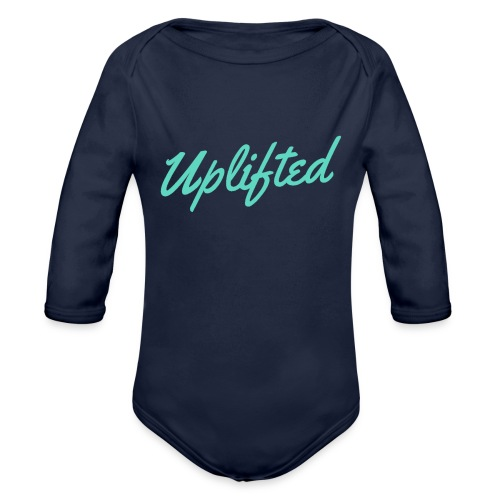 Uplifted - Organic Long Sleeve Baby Bodysuit