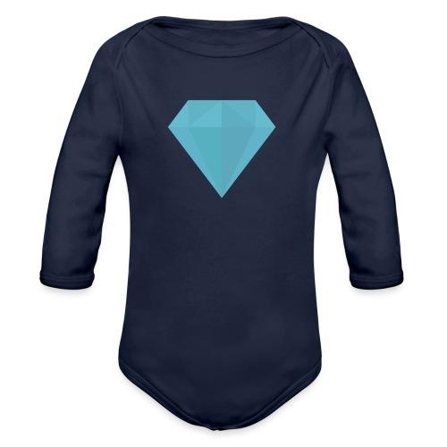 Team-Zena Mug - Organic Long Sleeve Baby Bodysuit
