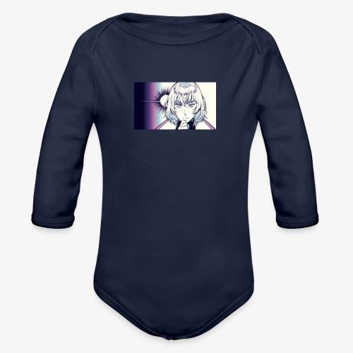 FB IMG 1621105001203 - Organic Long Sleeve Baby Bodysuit