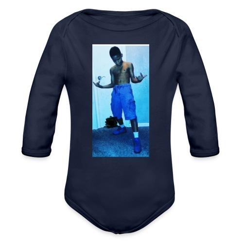 Sosaa - Organic Long Sleeve Baby Bodysuit