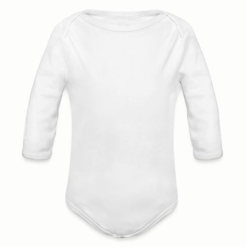I love my sweet auntie - Organic Long Sleeve Baby Bodysuit