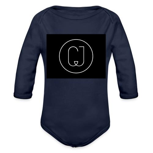 CJ - Organic Long Sleeve Baby Bodysuit